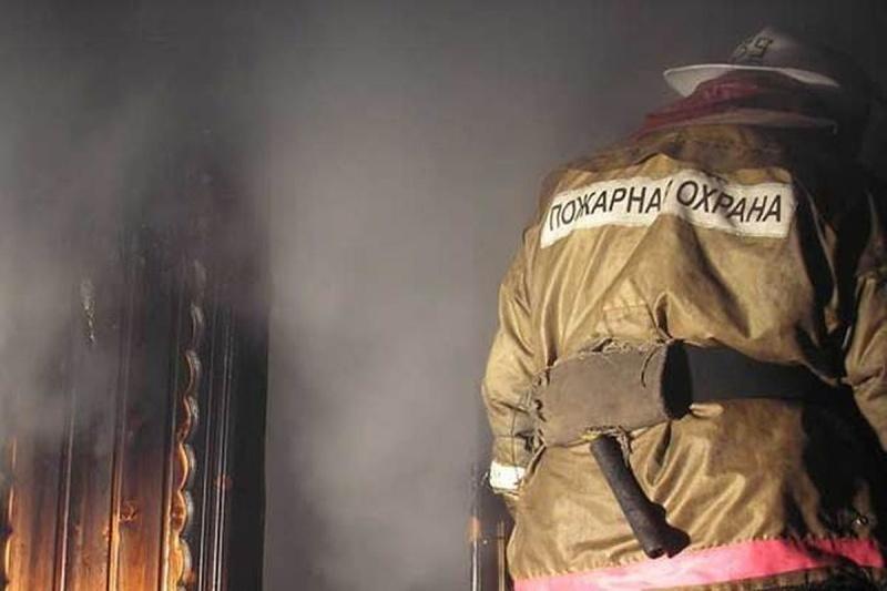 На Камчатке пожарные ликвидировали возгорание в бане в Мильковском районе